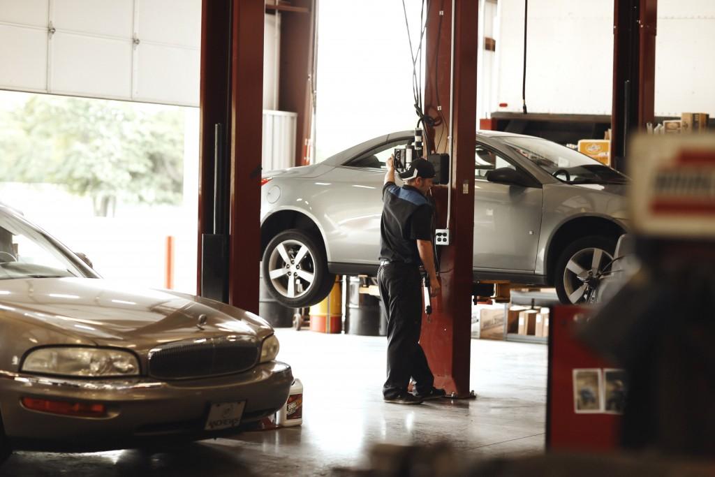 Auto Repair - Auto Clinic of Franklin