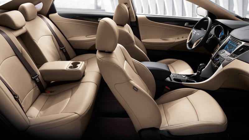 Groovy Leather Car Interior 90 2013 Hyundai Sonata Leather Seats Bralicious Painted Fabric Chair Ideas Braliciousco