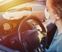 automobile sanitizing